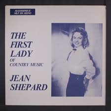 jean shepard the first lady of country music records lps vinyl