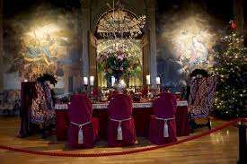Dining Room Picture Of Castle Howard York TripAdvisor - Castle dining room