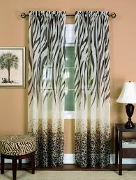 Amazon Living Room Curtains by Amazon Com Achim Home Furnishings Kenya Window Curtain Panel
