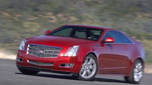 2011 cadillac cts coupe first drive