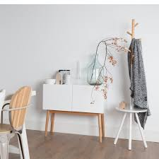 coat rack table tree zuiver nordic decoration home