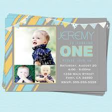 boys first birthday invitation vertabox com