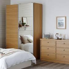 Oak Effect Bedroom Furniture Sets Bedroom Furniture Bedroom Storage Diy At B U0026q
