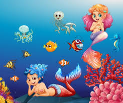 mermaid vectors photos psd files free download