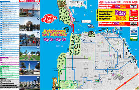 san francisco map sightseeing which san francisco tour is best