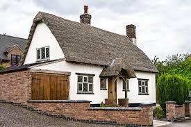 chambre anglaise chambre anglaise de cottage de style ancien photo stock image du
