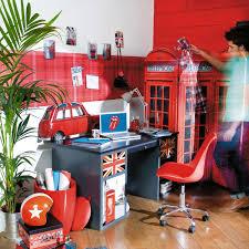 decoration bureau style anglais cuisine inspiration londres chambre d u0026 ado u2022 aventure dã co idée