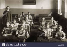 Picture Of Student Sitting At Desk by Education School Girl U0027s Class Germany Circa 1923 Pupil