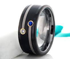 Tungsten Carbide Mens Wedding Rings by Wedding Rings Tungsten Wedding Rings Tungsten Carbide Mens