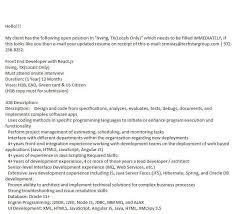 Green Card Resume Mark Pool Professional Profile