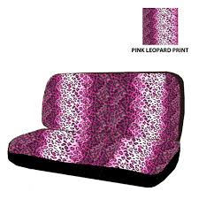 pink glitter car leopard print auto accessories