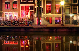 dallas red light district a forced gentrification may end amsterdam s red light district