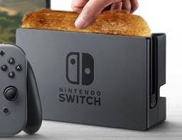 Notes Toaster Nin Toaster Switch Nintendo Switch Know Your Meme