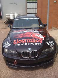 bmw clown shoe autowerks of america s involvement in motorsports