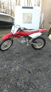 honda crf100 motorcycles for sale