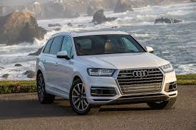 audi jeep 2015 first drive 2017 audi q7 light u0026 loaded