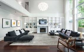 Modern Living Room Decorating Ideas And Designs  Modern Living - Pic of living room designs