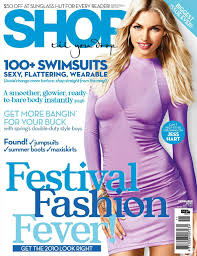 Women Magazine Get Your 2010 Fashion Look Right With The November Issue Of Shop