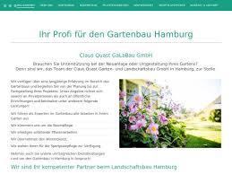 garten und landschaftsbau hamburg claus quast garten und landschaftsbau gmbh tel 040