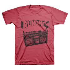 run dmc boombox sketch t shirt