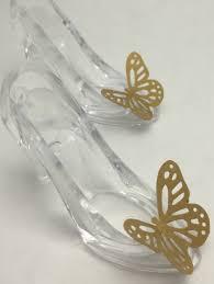 glass slipper favors glass slipper party favor cinderella party favors cinderella glass