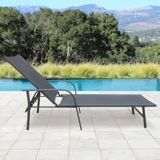 Patio Furniture Chaise Lounge Outdoor Lounge Chairs