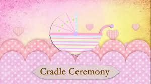 Invitation Card For Baby Name Ceremony Cradle Ceremony Invitation Code Cm002a Make Ur Moments