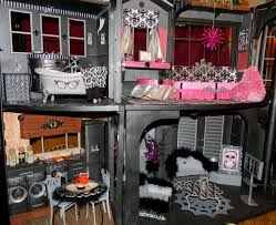 monster high ideas doll house ideas pinterest barbie huse