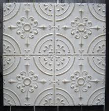 antique tin ceiling tiles request a custom order and have