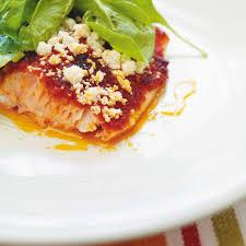 truite cuisine truite au pesto de tomates séchées ricardo