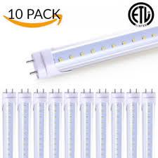 48 inch led light bulb 10 pack 18w 48 inch 4ft led fluorescent tube light bulb g13 t8 l