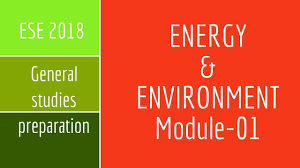 ies ese 2018 general studies preparation basics of environment
