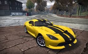 Dodge Viper Gts Top Speed - need for speed most wanted cars by dodge nfscars