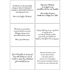 peel off christmas verses 3 sticky verses for handamde cards and