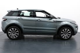 land rover gray land rover range rover evoque for sale in peterborough part
