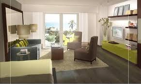 living room miami beach boutique suite living room hospitality interior design of edgewater