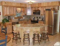 Home Interior Kitchen Designs Cute Corner Kitchen If You Don U0027t Have A Lot Of Space To Work With