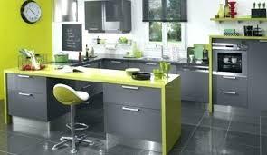 modele de peinture pour cuisine peinture grise pour cuisine avec carrelage gris modele de couleur