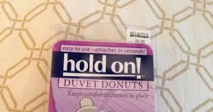 Duvet Corner Clips Design Dump Stupid Product Review Duvet Donuts