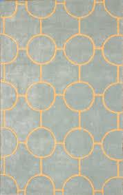large modern area rug carpet lush circular geometric designer rug Designer Area Rugs Modern
