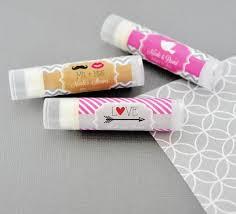 lip balm favors personalized lip balm favors