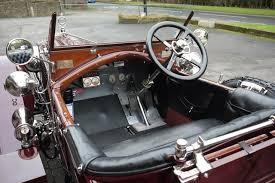 Car Upholstery Edinburgh 1914 Rolls Royce Silver Ghost London To Edinburgh Open Tourer For