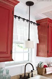 Look On Top Of The Curtain Best 25 Kitchen Window Curtains Ideas On Pinterest Kitchen
