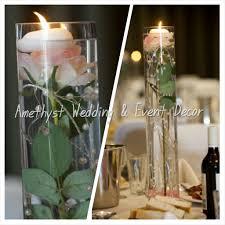 Acrylic Cylinder Vase Sliver Iron Not Gold Iron Tall Large Crystal Flower Vasetall
