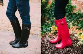 Rainboots Groopdealz Women U0027s Rain Boots 3 Colors