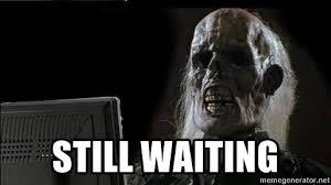 Waiting Meme - pictures still waiting skeleton meme drawing art gallery