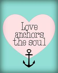 Love Anchors The Soul Print - 13 best the red bench original design typography prints images on