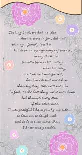 thankful to have you by my side mother u0027s day card for wife