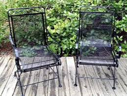 Outdoor Metal Furniture by Painting Metal Outdoor Furniture Video Hgtv