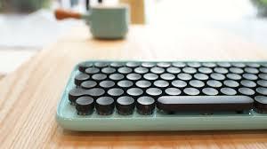 lofree is the mechanical keyboard of wannabe writers u0027 dreams